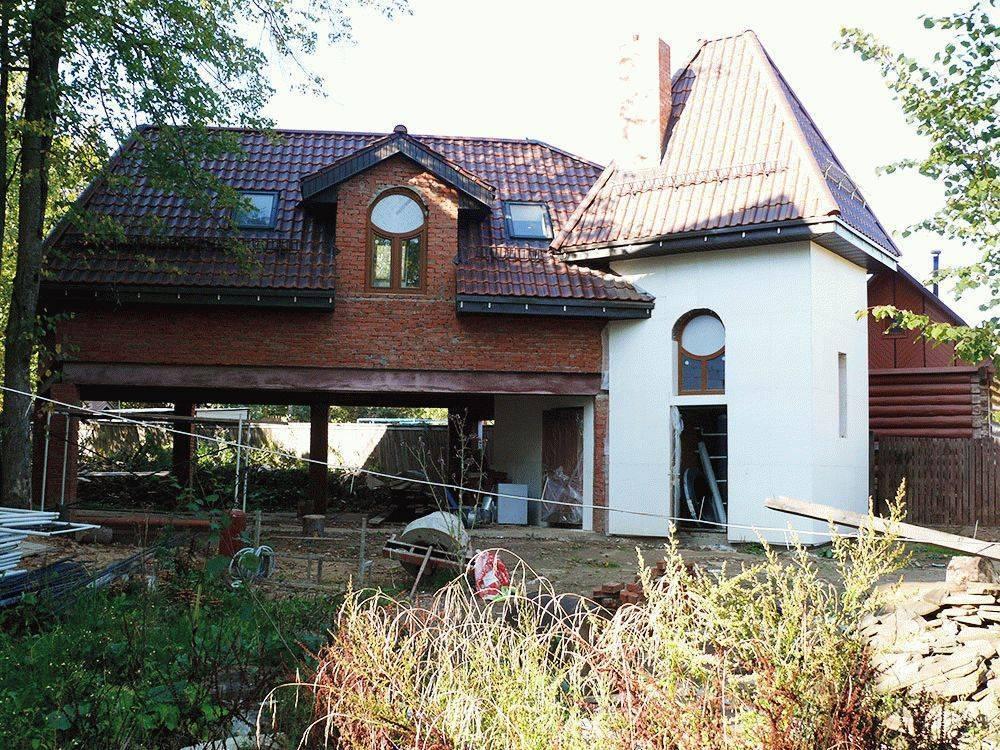 Проекты для частных домов дач - Новая площадка Краснодар