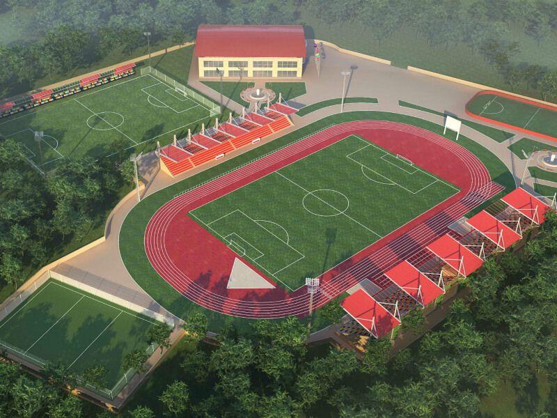Проектирование спортивных сооружений в Москве
